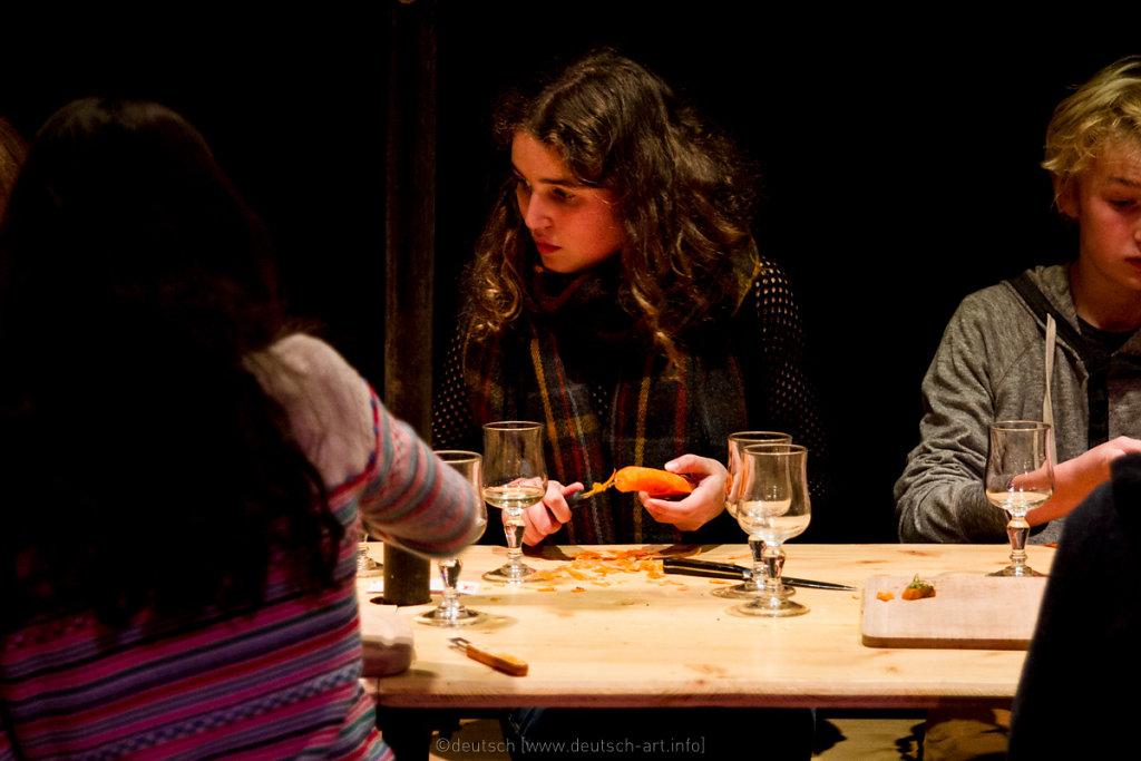 Cheptel Aleïkoum : Le Repas