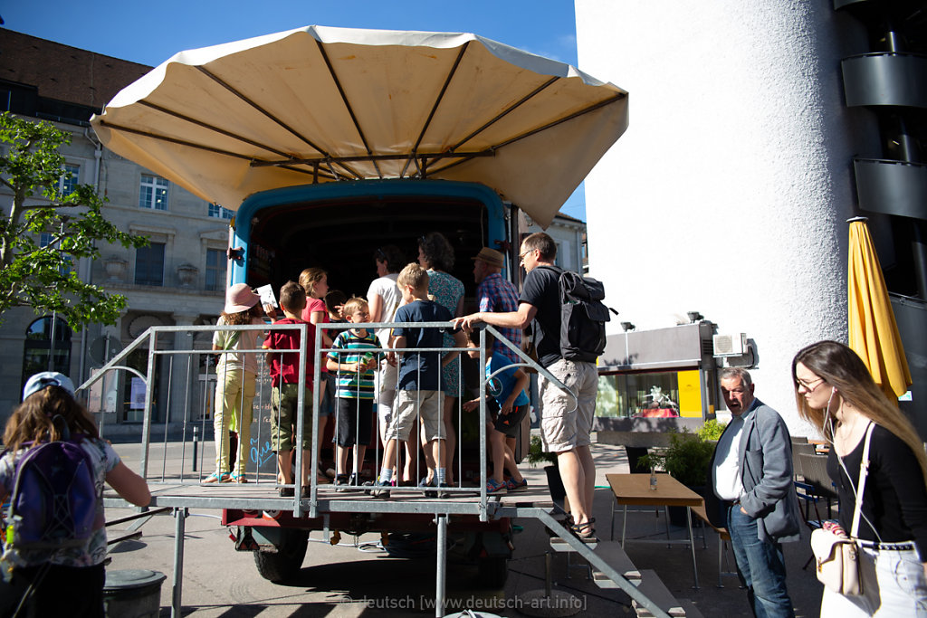 Drüll | FahrAway Zirkusspektakel