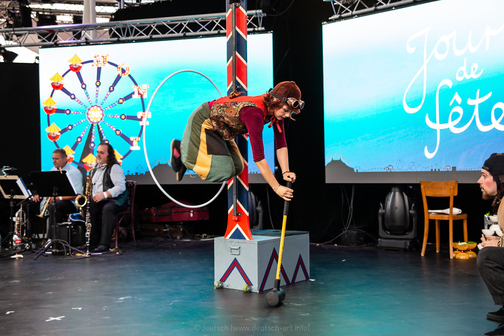 Jour de fête : Circus Monti