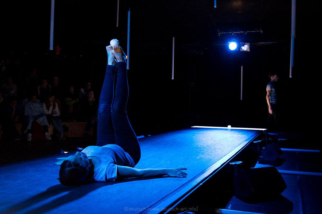 Cirque BangBang : Slow Futur